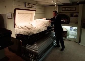 HEARING SET FOR BILL ALLOWING FUNERAL DIRECTORS TO MANAGE